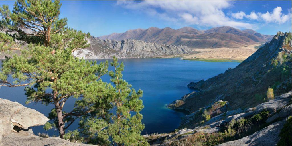 Altai Mountains Kazakhstan