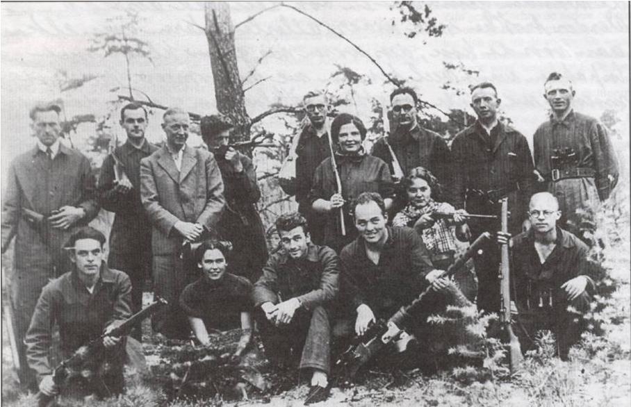 Dutch Resistance group