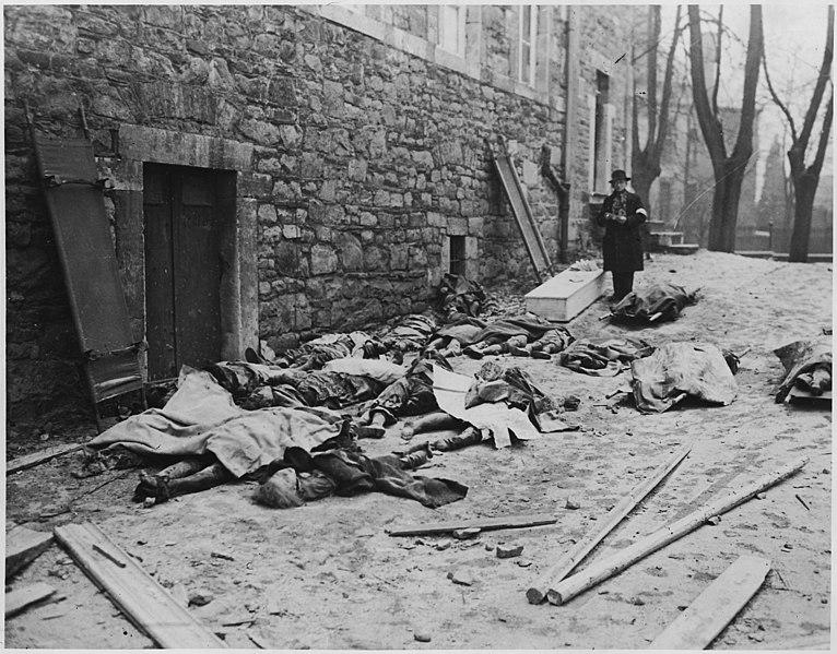 bodies of belgians