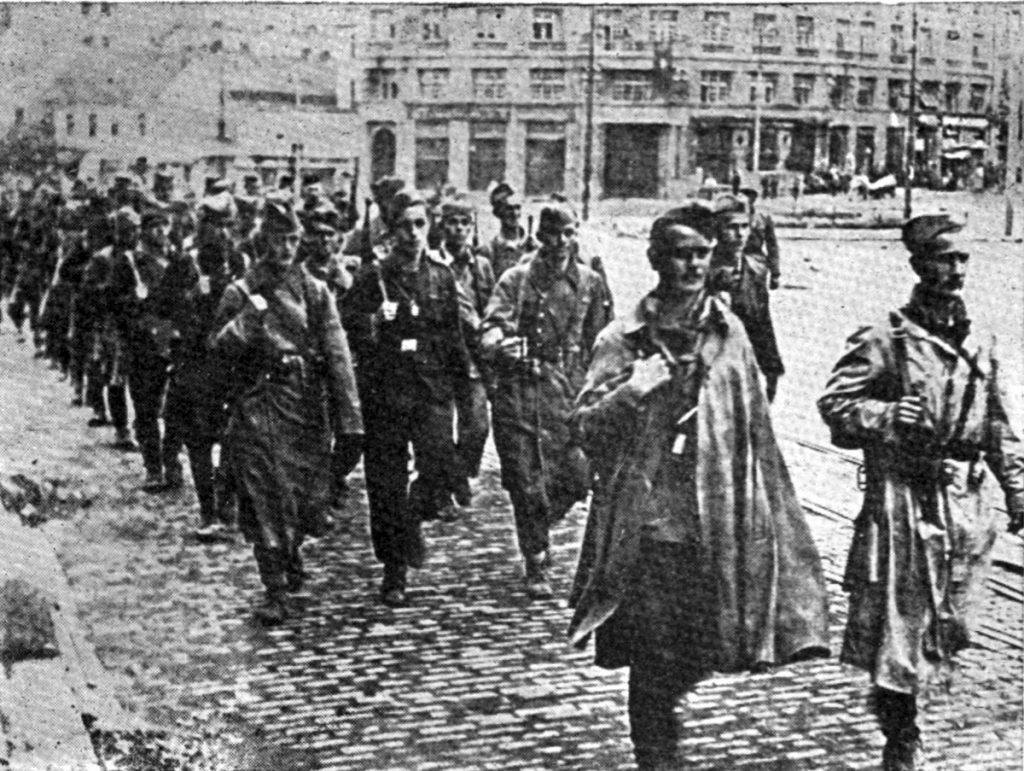 Yugoslav Partisans Belgrade